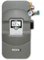 Resol pump station