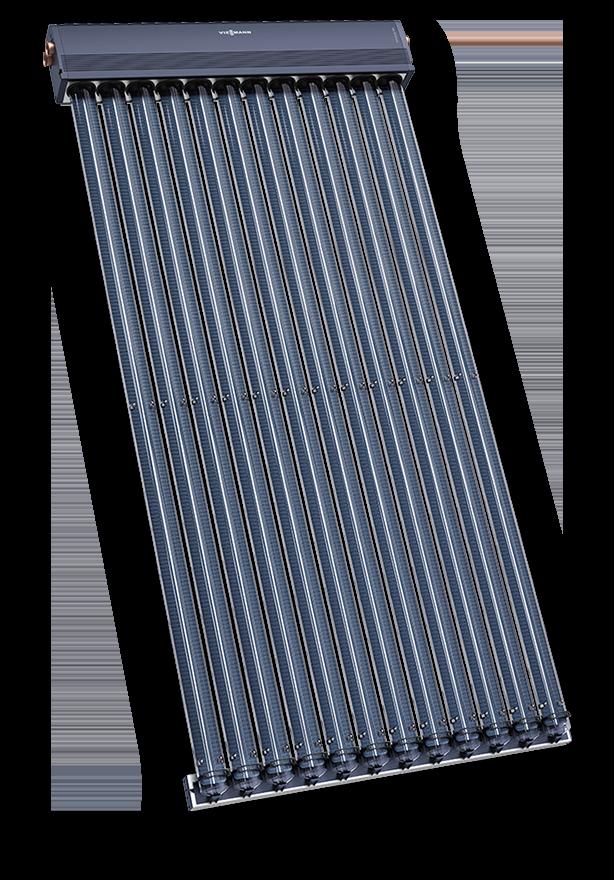 Viessmann solar thermal tube collector